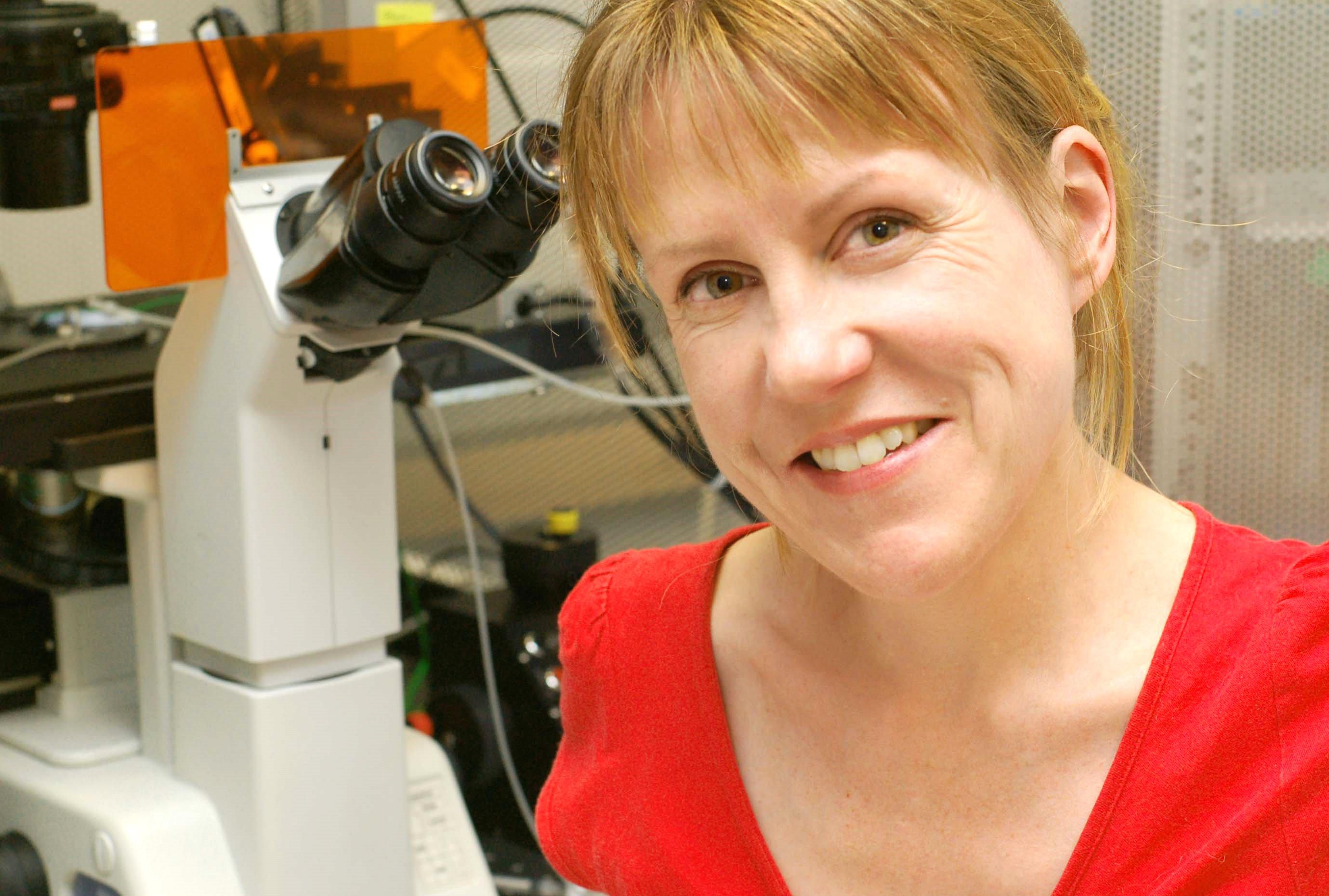 Photo of Prof Caroline Dart
