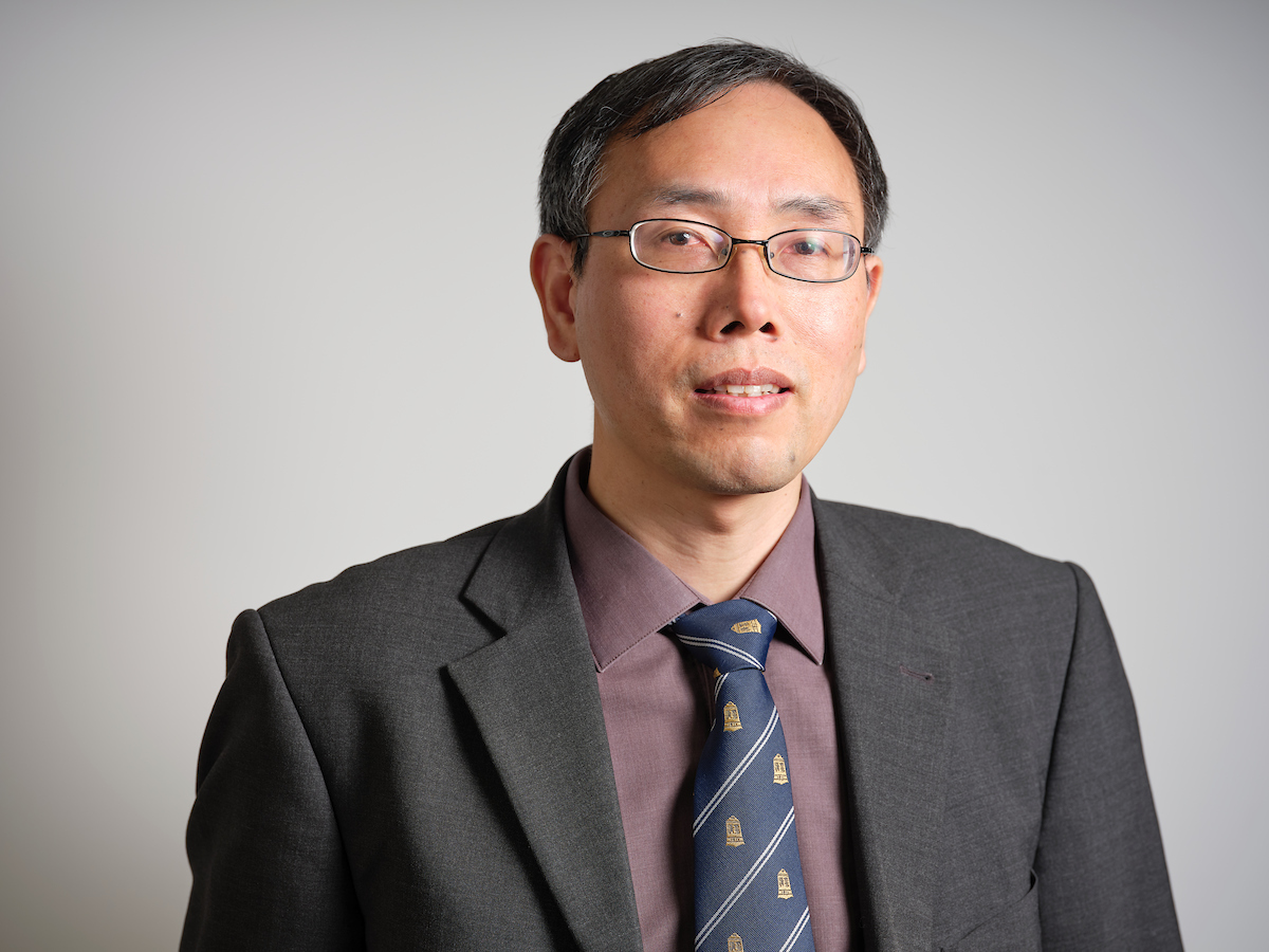 Photo of Prof Dongping Song
