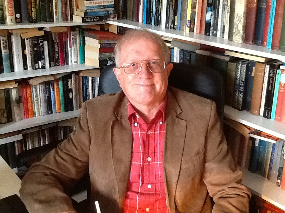 Photo of Prof David Seed