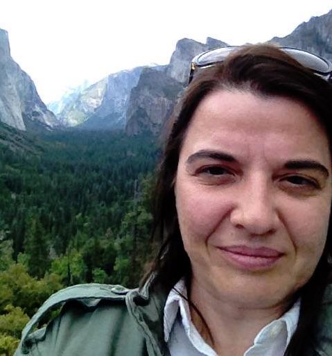 Photo of Dr Eleni Asouti