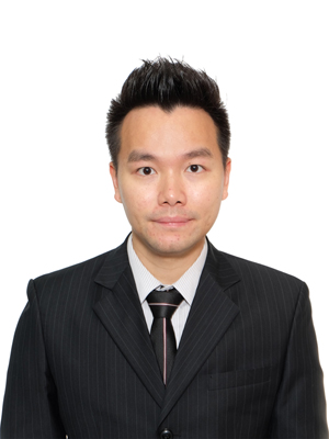 Photo of Dr Hugo Lam