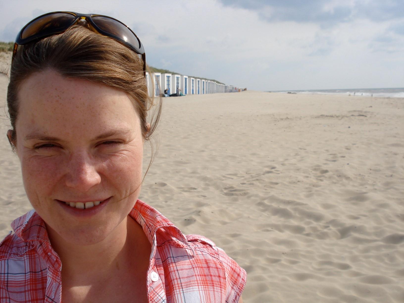Photo of Dr Rachel Jeffreys