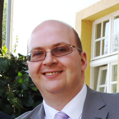 Photo of Dr James Gaynor