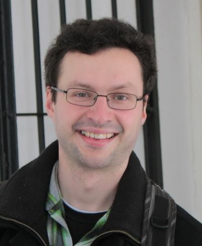 Photo of Dr Oleg Karpenkov