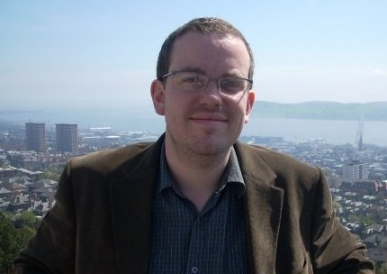 Photo of Dr Matthew Bradley