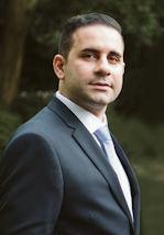 Photo of Dr Pooya Sareh