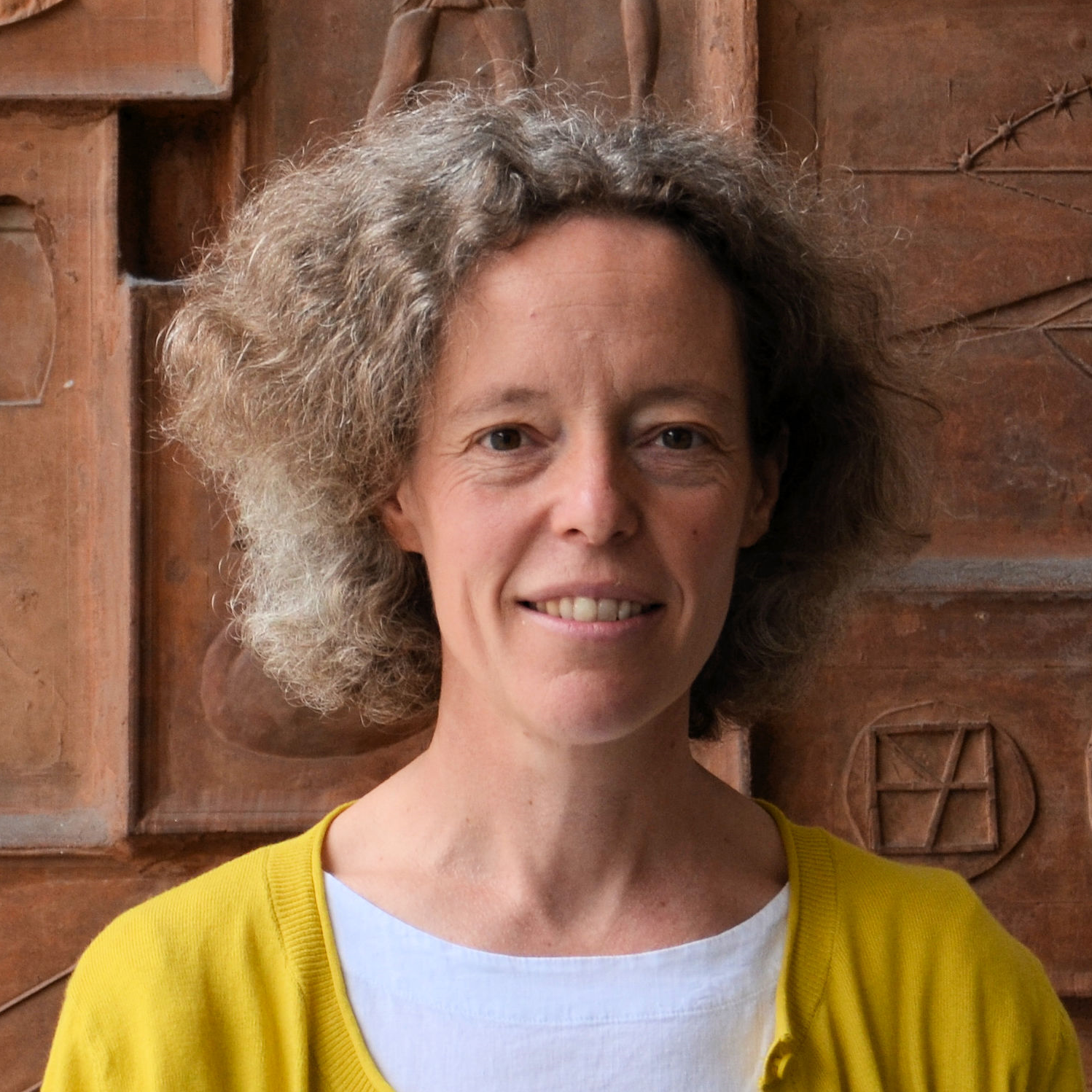 Photo of Prof Rachel Bearon