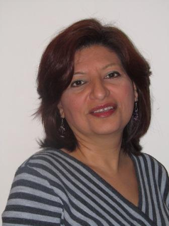 Photo of Dr Gita Sedghi
