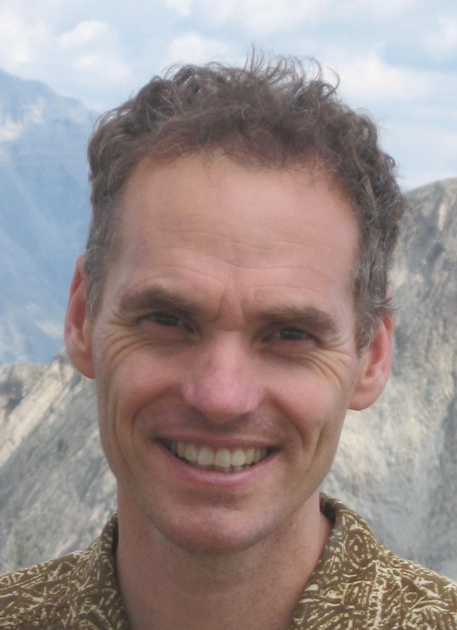 Photo of Prof Ric Williams