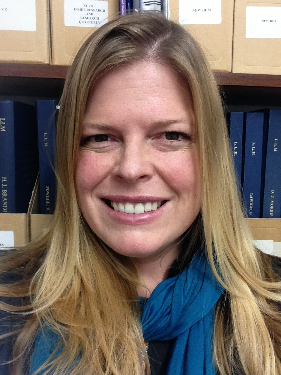 Photo of Dr Jennifer Sigafoos