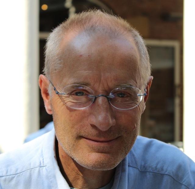 Photo of EM Prof Stan Van Den Berg