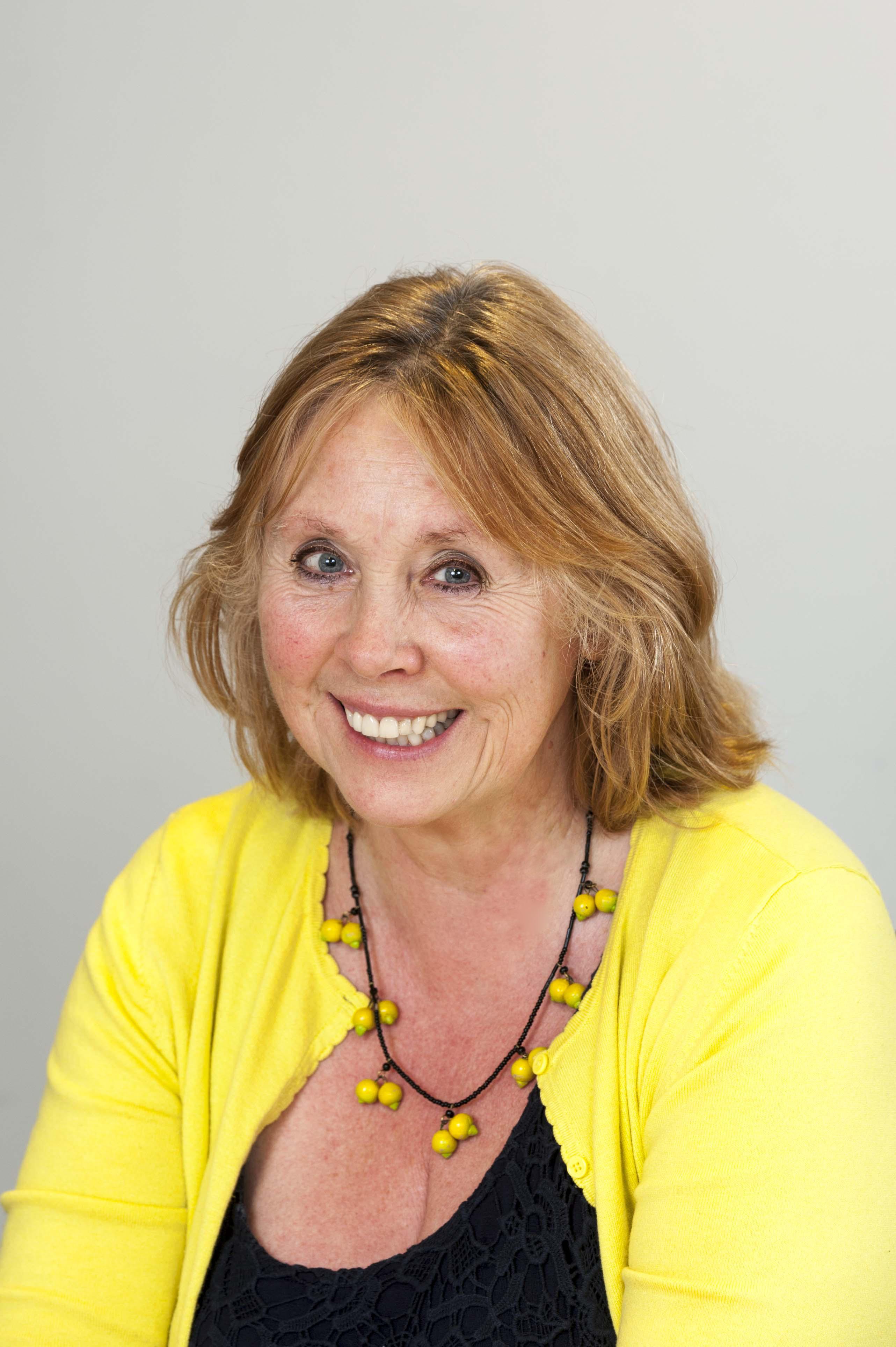 Photo of Prof Susan Wray