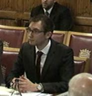 Photo of Dr Thomas Horsley