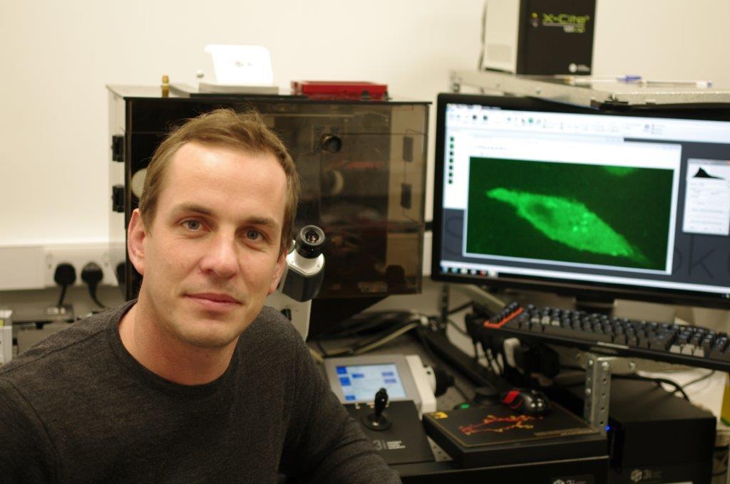 Photo of Dr Tobias Zech