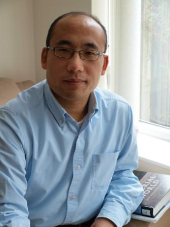 Photo of Prof Yuyuan Zhao