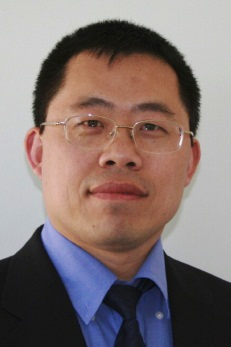 Photo of Dr Yalin Zheng
