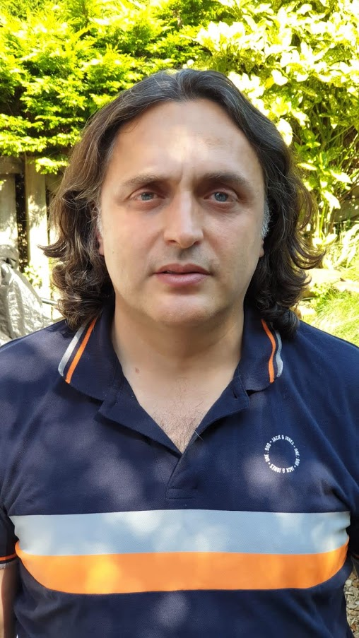 Photo of Dr Adonis Haidar
