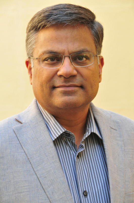 Photo of Prof Atif Rahman