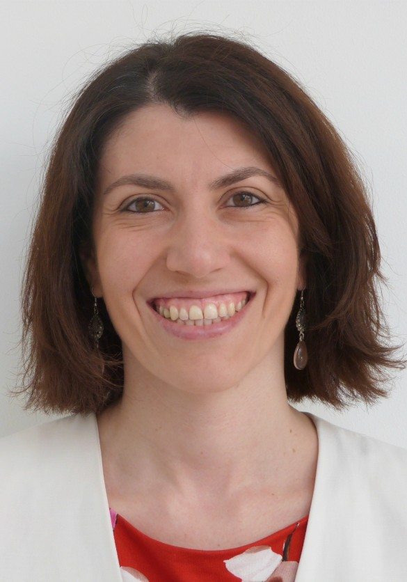 Photo of Dr Elisa Puzzolo