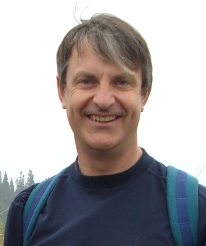 Photo of Prof Andy Plater