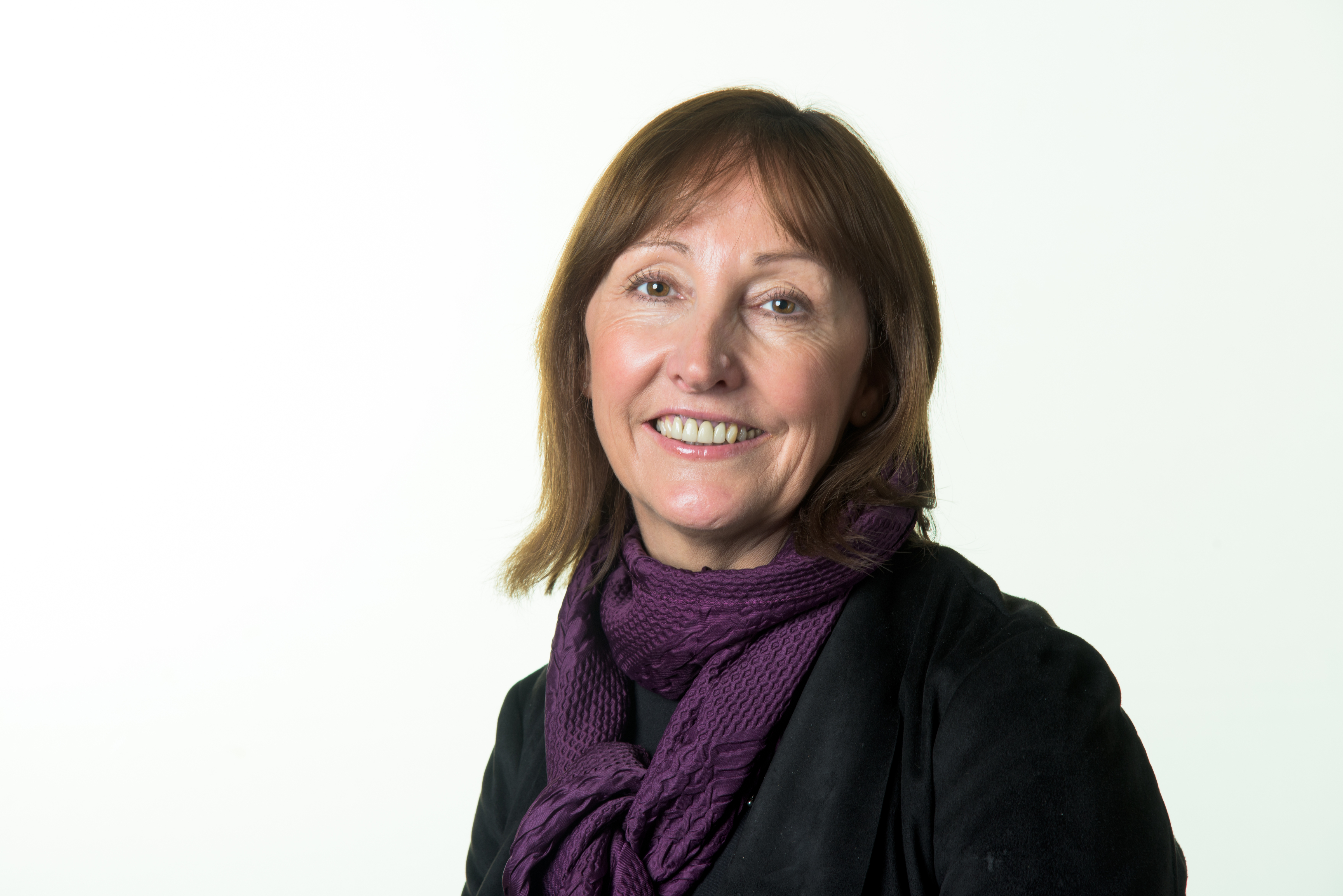 Photo of Prof Lisa Anderson