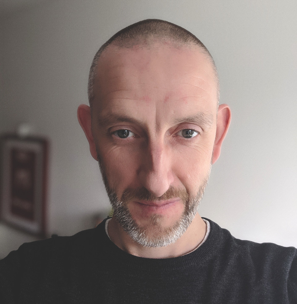 Photo of Dr Michael Mair