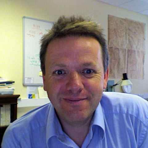 Photo of Prof Anthony Sinclair